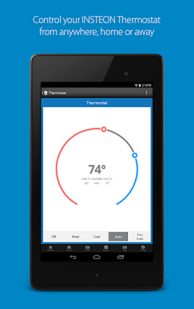 INSTEON App on Android - Intellihome