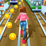 Subway Princess Runner - Best Running Games For Android