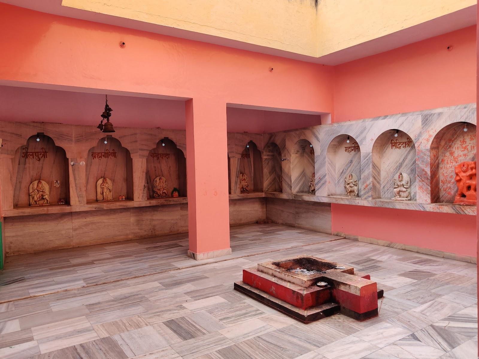 Baba Neeb Karori Temple,Akabarpur