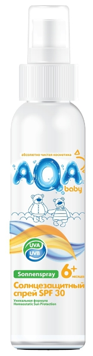 AQA baby (спрей) SPF 30+