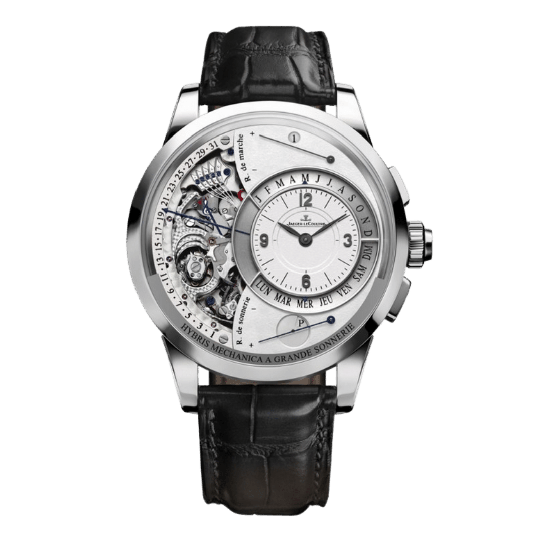 Photo of the Jaeger LeCoultre Hybris Mechanica Grande Sonnerie watch