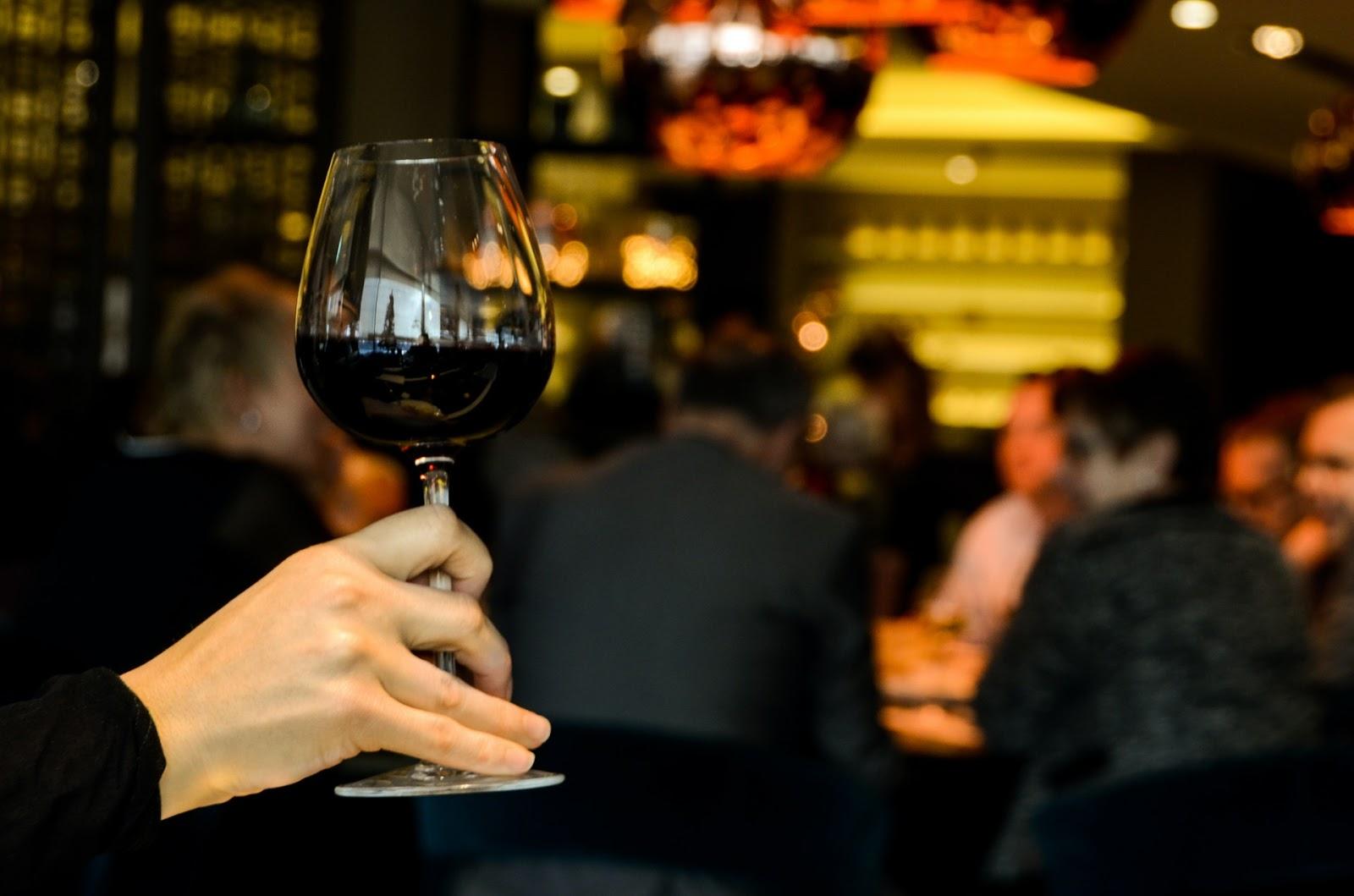 Das richtige Glas für Wein