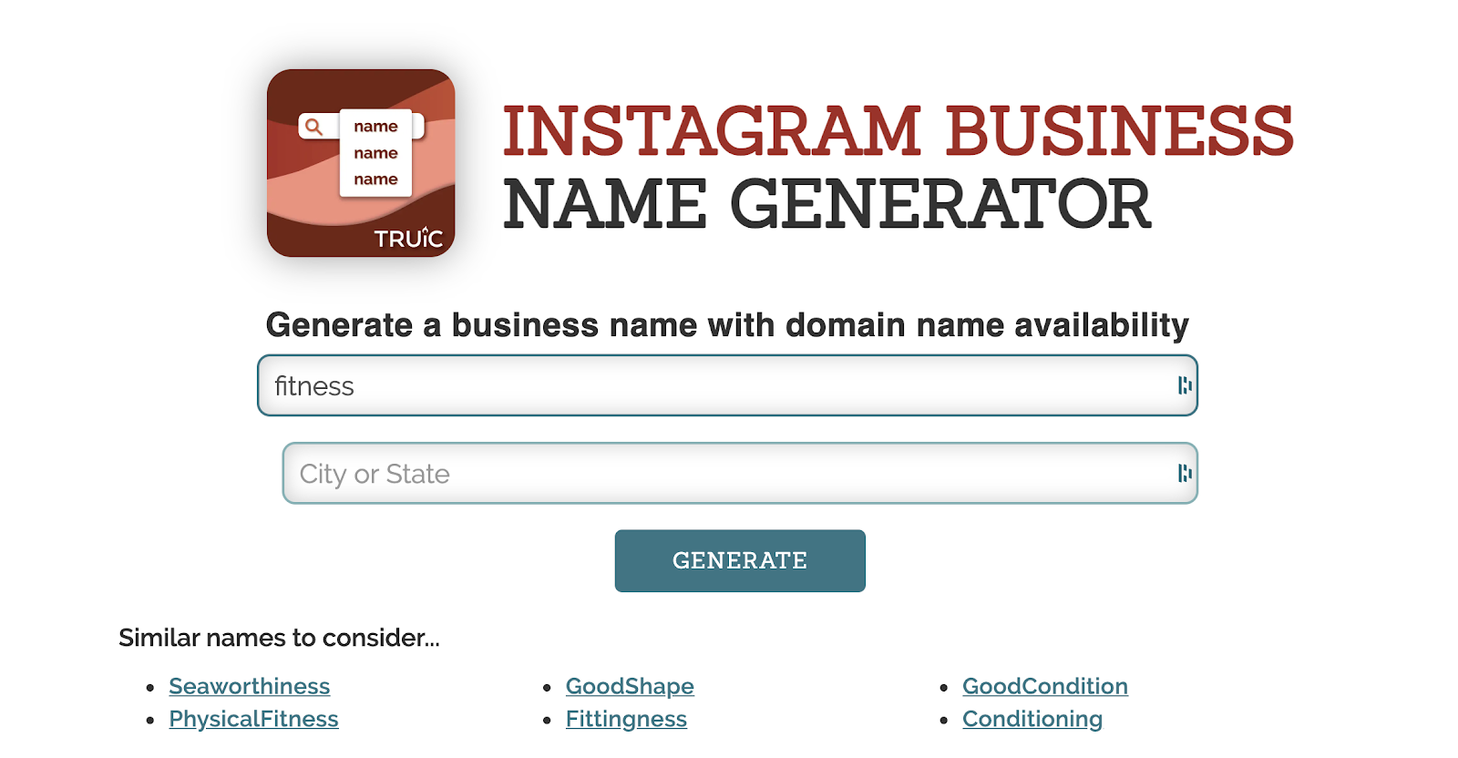 How To Start An LLC Instagram Name Generator