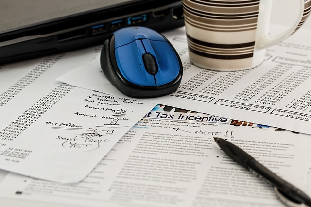 filling out tax forms is a part of the legal aspect of your home based business