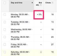 ads schedule socialiency