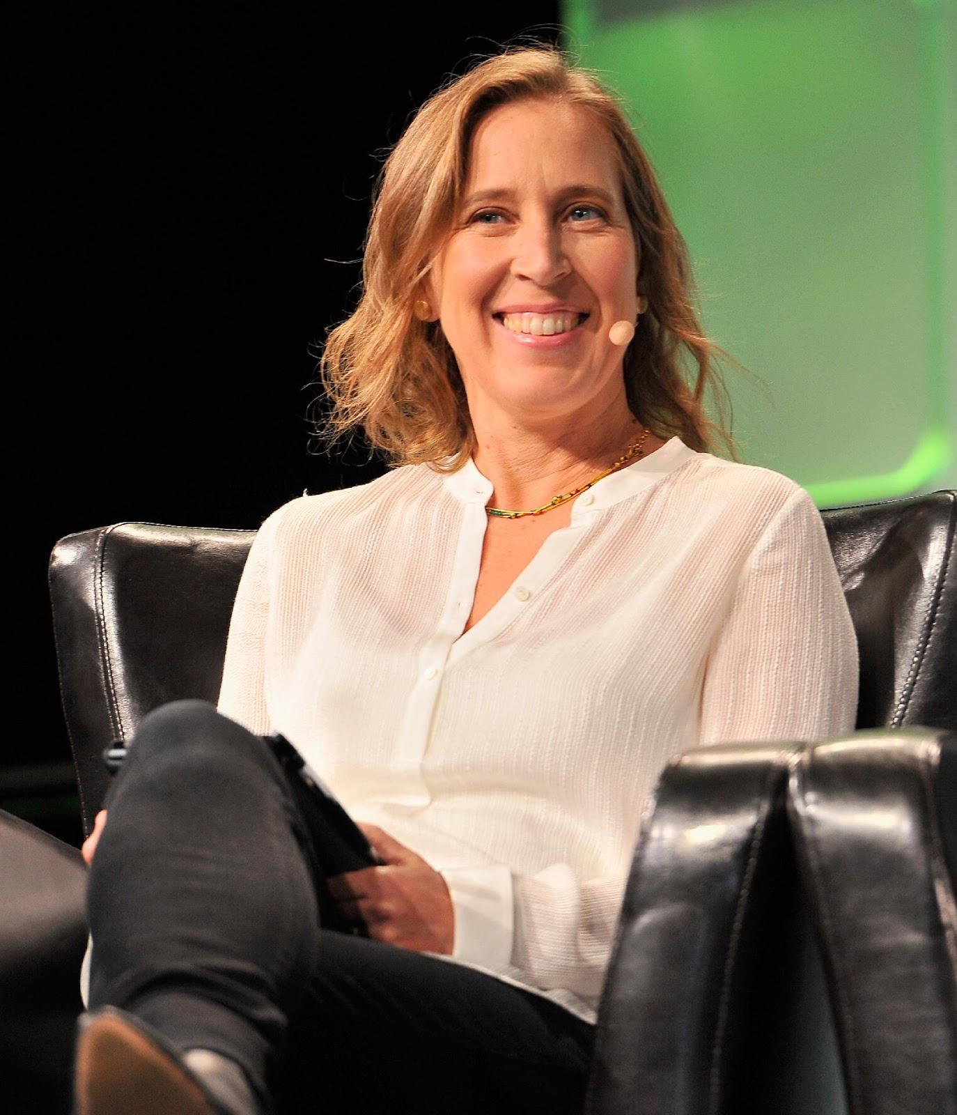 Image of Susan Wojcicki