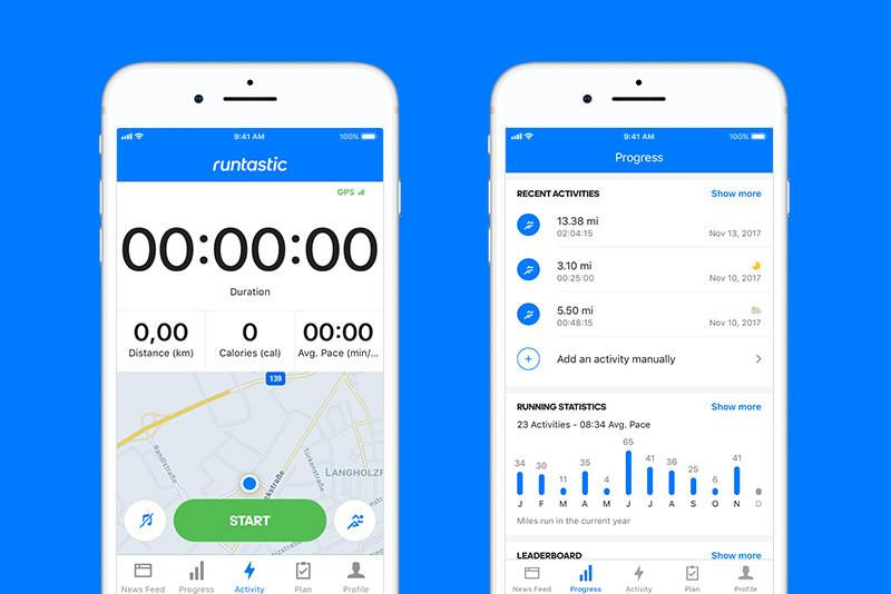 Image result for 3) Runtastic Apps