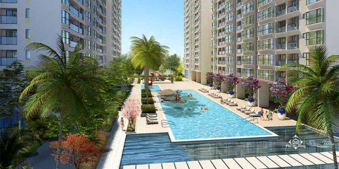 Các khu đa tích hợp tại khu căn hộ chung cư Scenic Valley