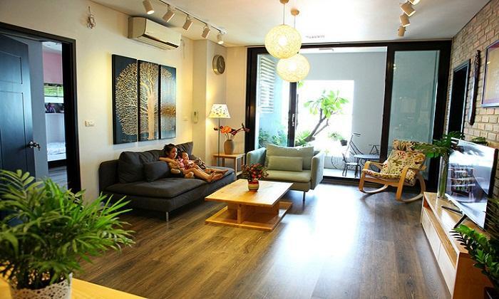 Gợi ý thiết kế nội thất đẹp trong lành thoáng đãng   Nội Thất Hà Thành