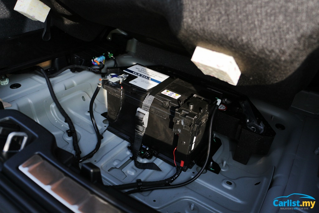 2021 Volvo XC40 Recharge T5 R-Design 12V Battery