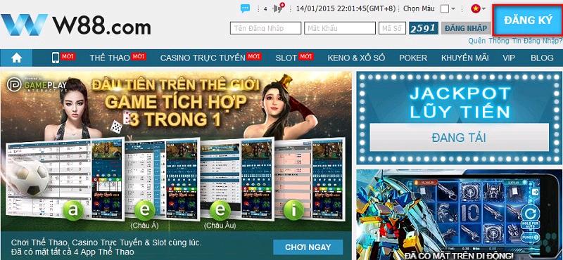 Hướng dẫn người chơi cách đánh bài tại casino trực tuyến W88 chi tiết nhất hiện nay