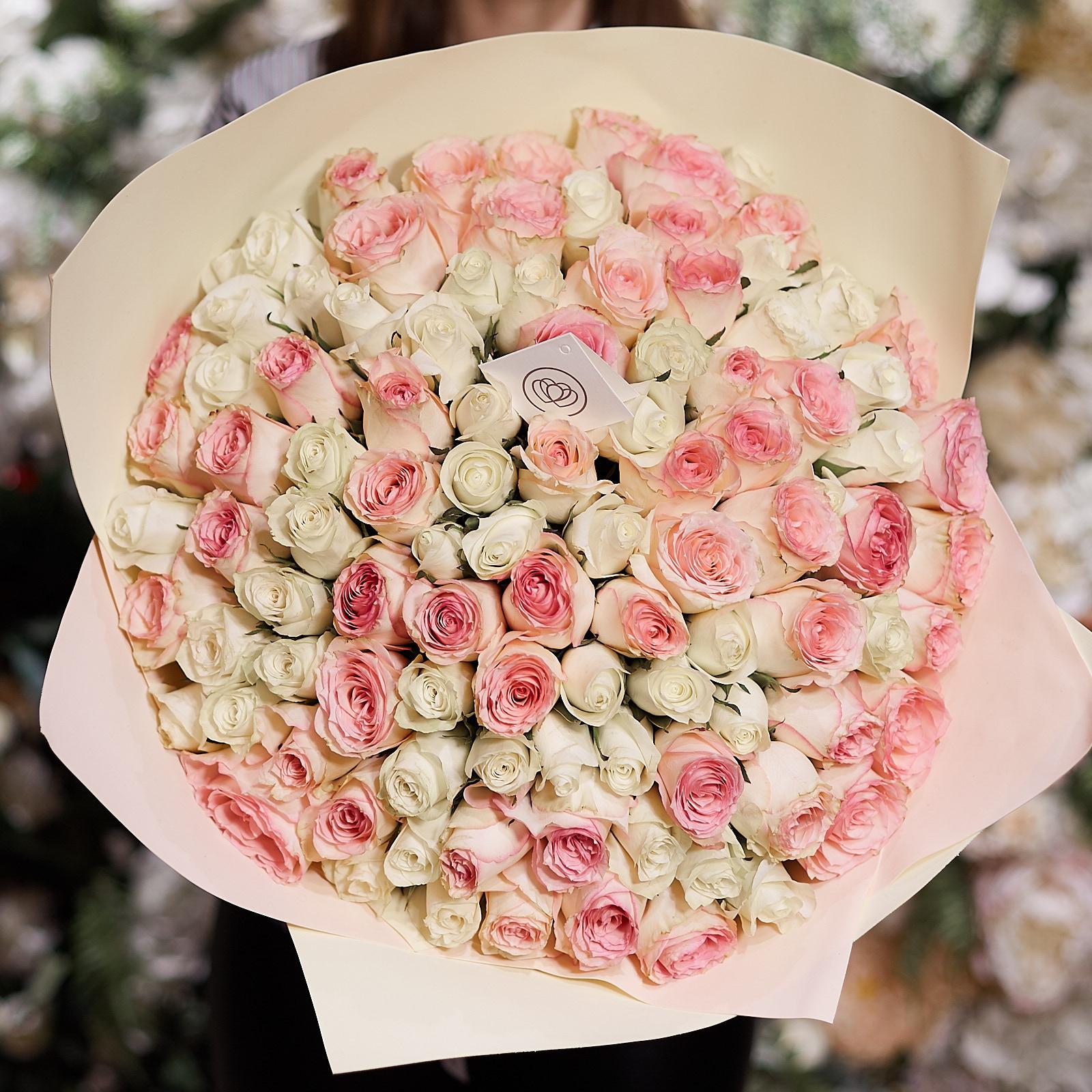 Сколько цветов можно дарить в букете