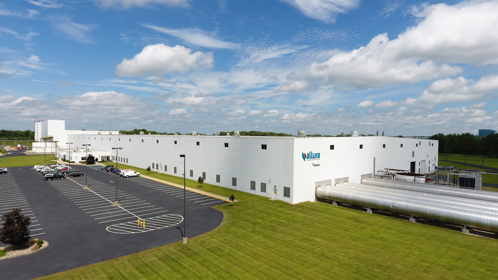 Allura Reopens New Terre Haute Facility