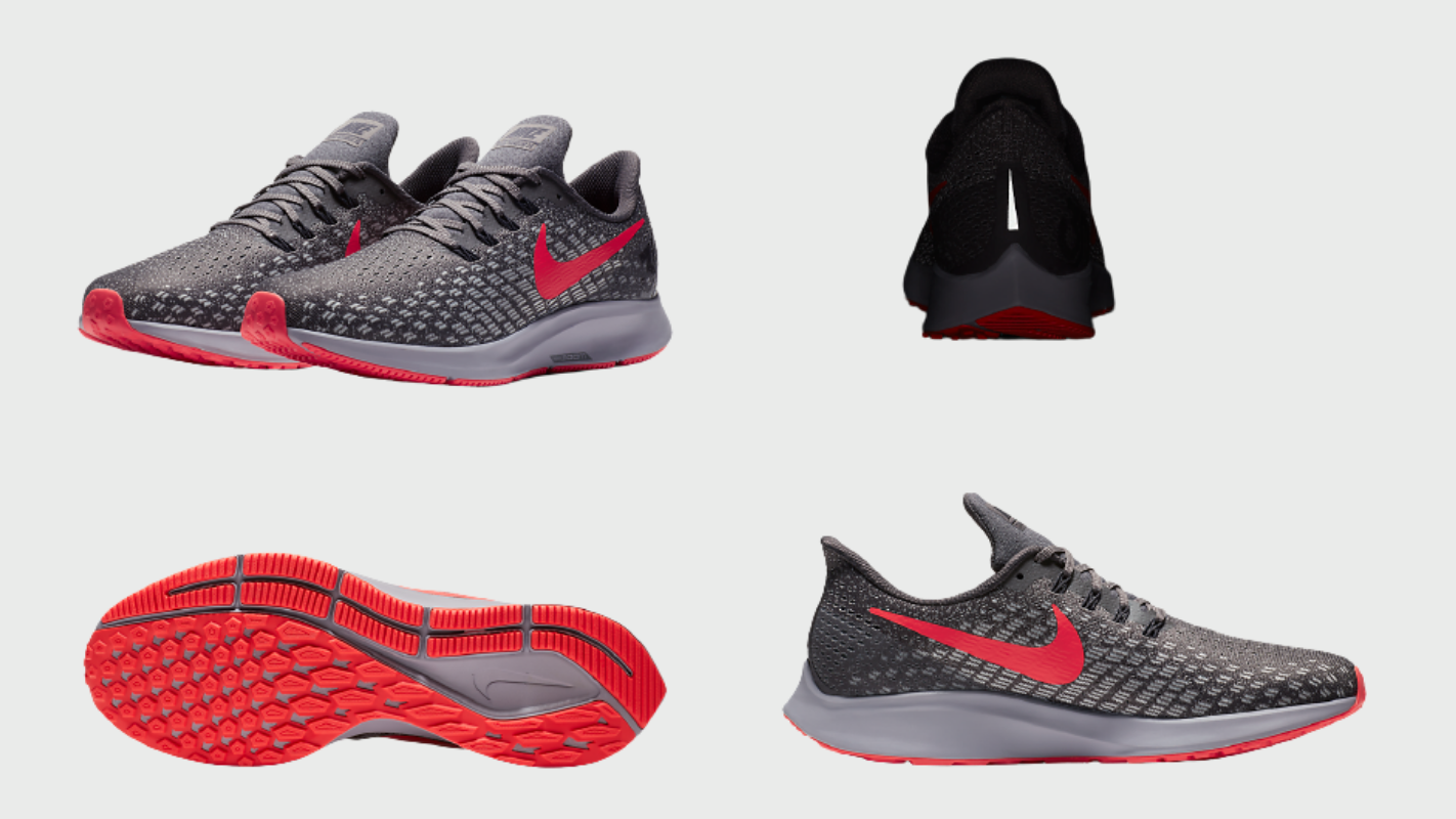 2. Nike Air Zoom Pegasus 35