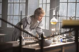 Review: A Marie Curie biopic in 'Radioactive'