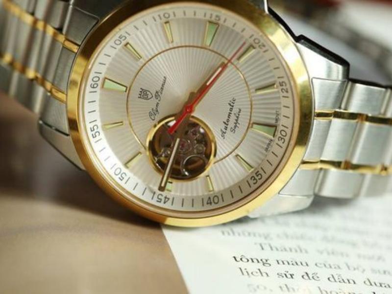 Olym Pianus - dòng đồng hồ giá rẻ, chất lượng chuẩn Thụy Sĩ!