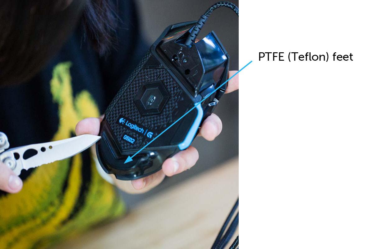 Teardown Showdown: Logitech Gaming Mouse Edition G600 MMO vs