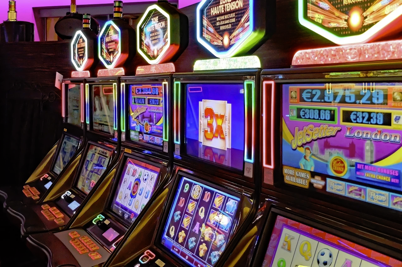Odds Of Winning On Slot Machines