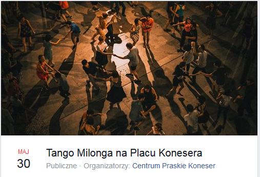 Tango na Placu Konesera