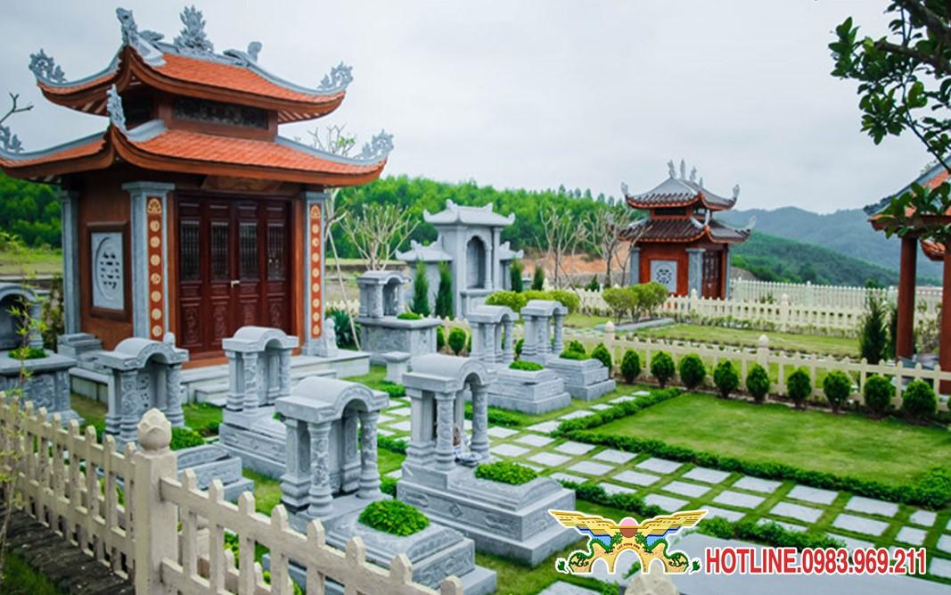 Đất nghĩa trang Lạc Hồng Viên
