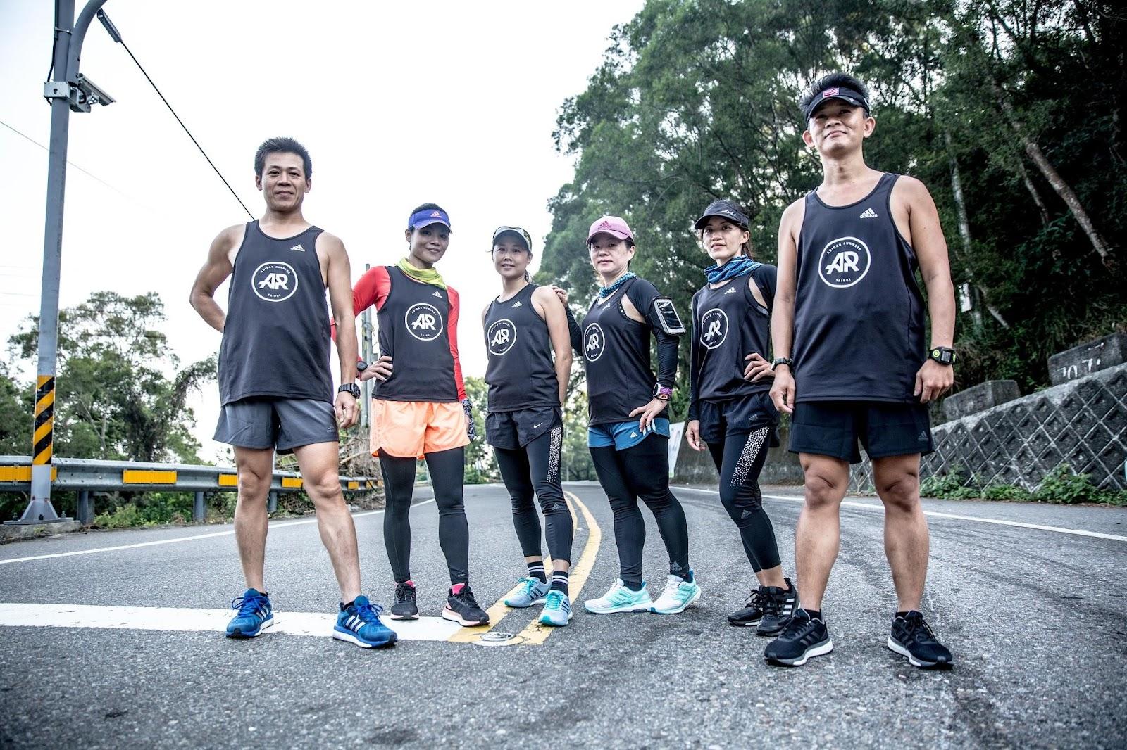 【跑團故事】adidas runners 最簡單的跑步理由 LDS 超馬團之彰化跑跑團