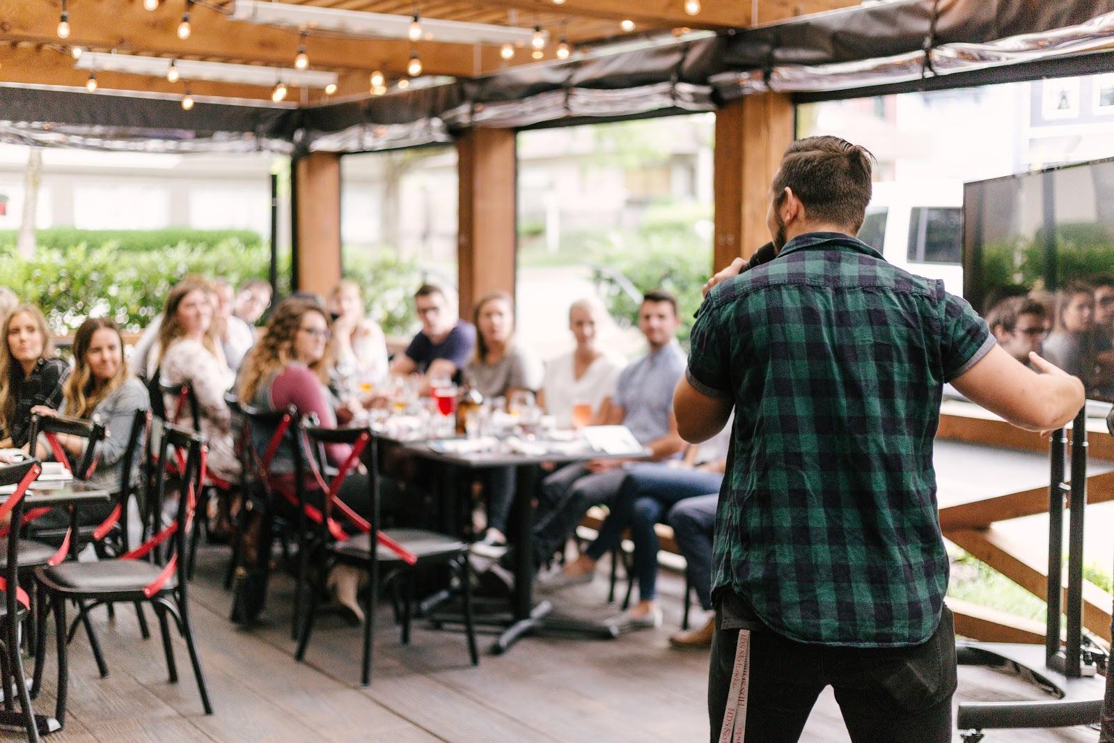 Eigenschaften eines Event Managers