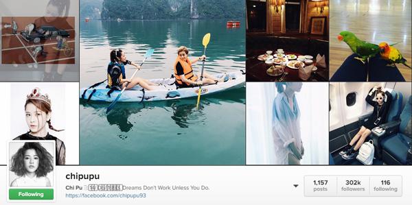 Top 5 sao Việt có lượng follow nhiều nhất trên instagram