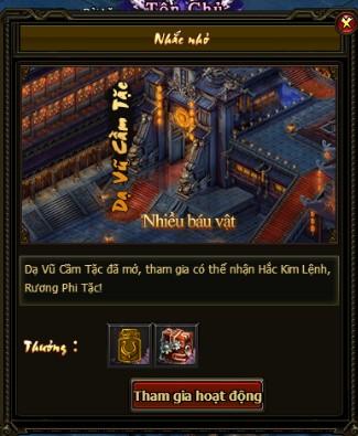 DẠ VŨ CẦM TẶC | Webgame Khoa Huyễn Cửu Tinh Vô Song | 360game.vn