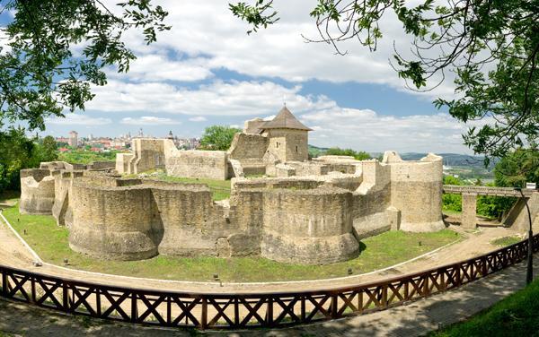 Image result for cetatea de scaun a sucevei