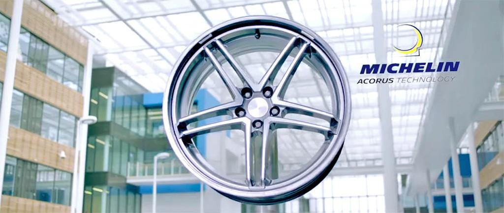"""Michelin Acorus - công nghệ """"hộ vệ"""" lốp xe thành mỏng ảnh 2"""