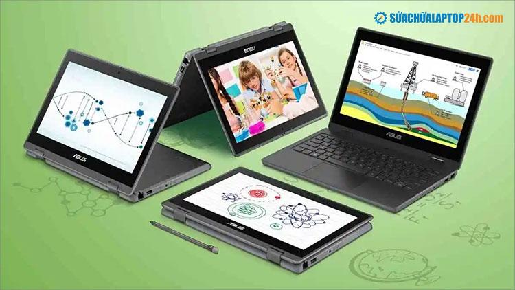 Bạn có thể sử dụng Asus BR1100FKA như tablet