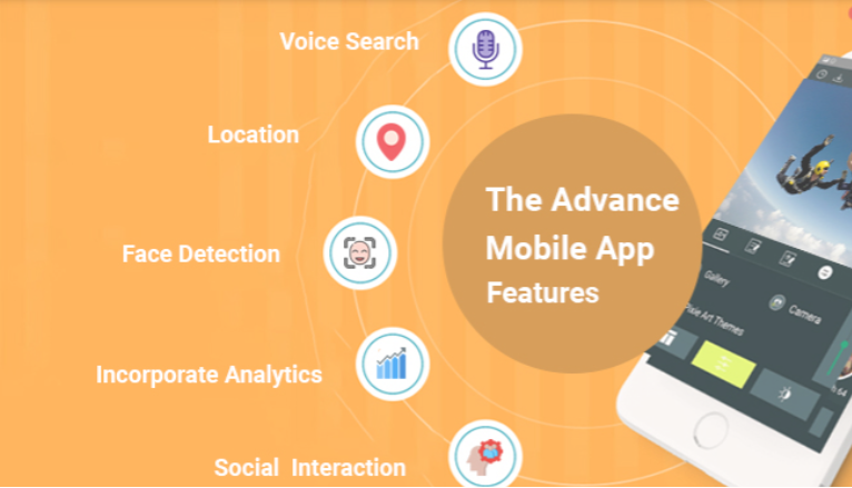 Must-Have Features of Mobile Application - Lia infraservices