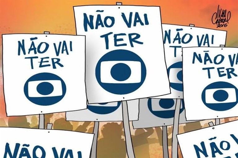 Fora Globo!
