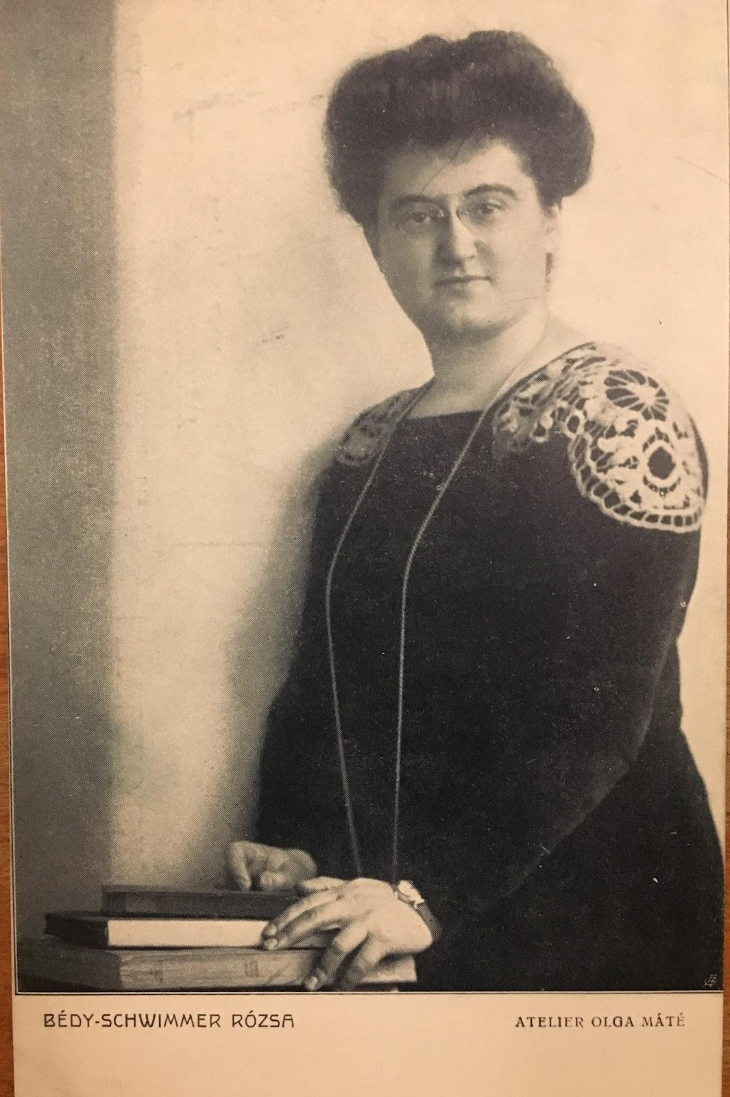 Rosika Schwimmer