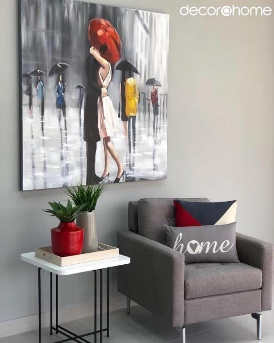 Canvas for home in Puerto Rico