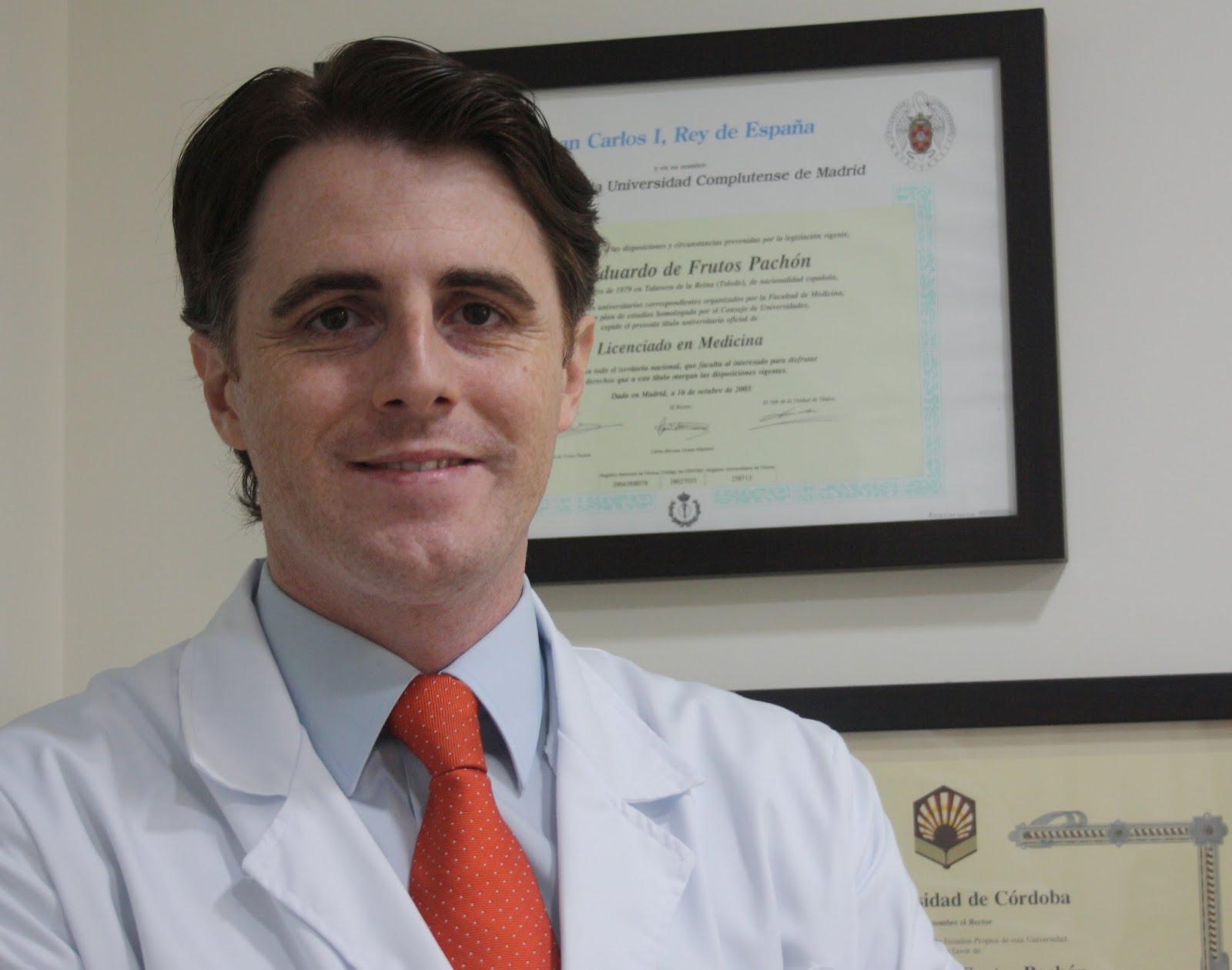 Dr. Eduardo de Frutos