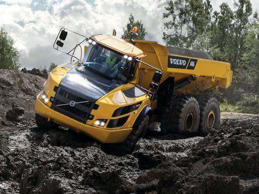 Articulated Dump Truck Dari Masa ke Masa – Equipina