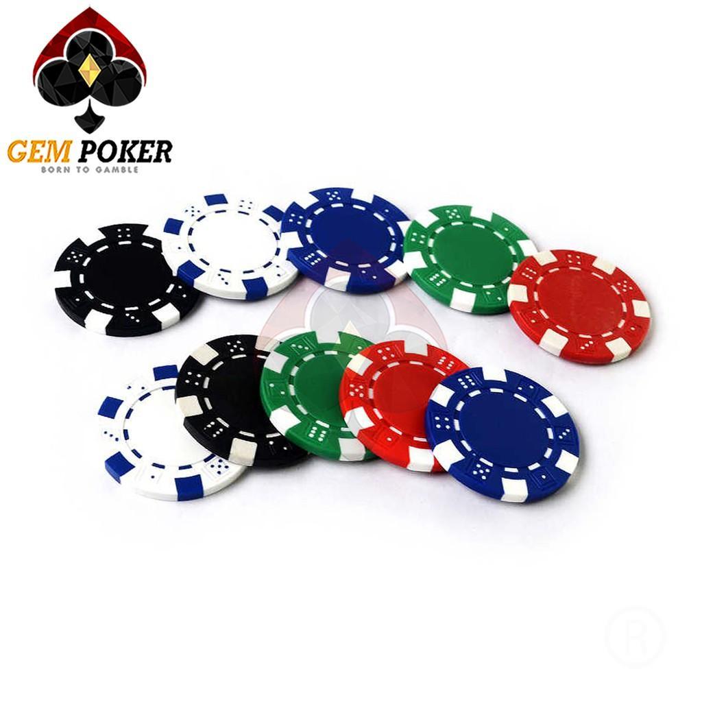 GEM có nhiều bộ phỉnh poker lý tưởng