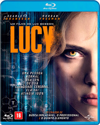 Filme Poster Lucy BDRip XviD Dual Audio & RMVB Dublado