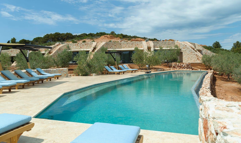 villa nai 3.3 resort croatia