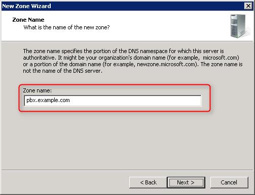 Creating FQDN With Split DNS