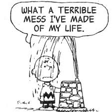 Why is my life a mess? (quick fixes and coping strategies)