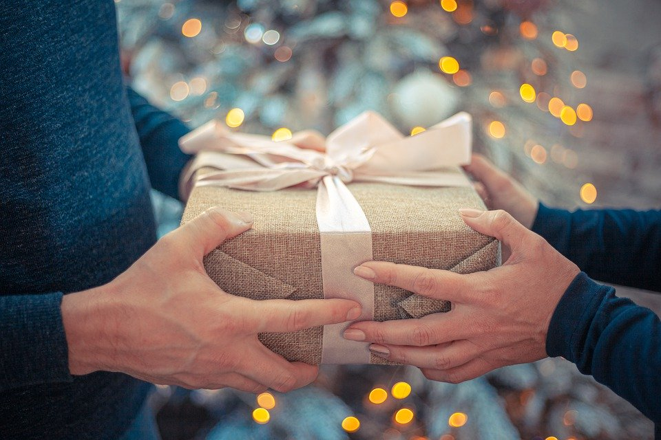 Gift, New Year'S Eve, Congratulation, Christmas