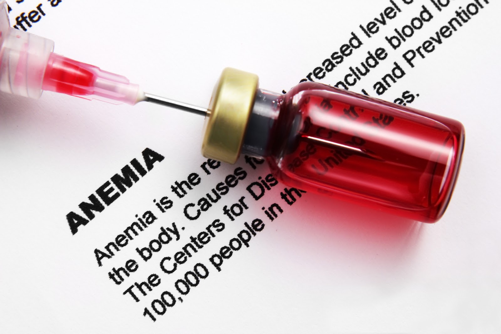 Turn the tables on the emergin iron deficiency anemia epidemic