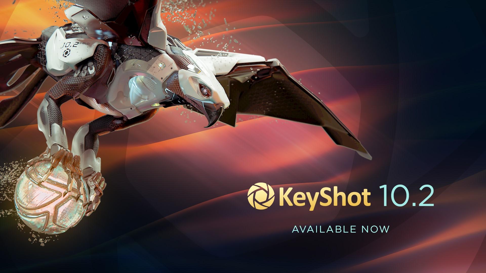 KeyShot10 Webinar