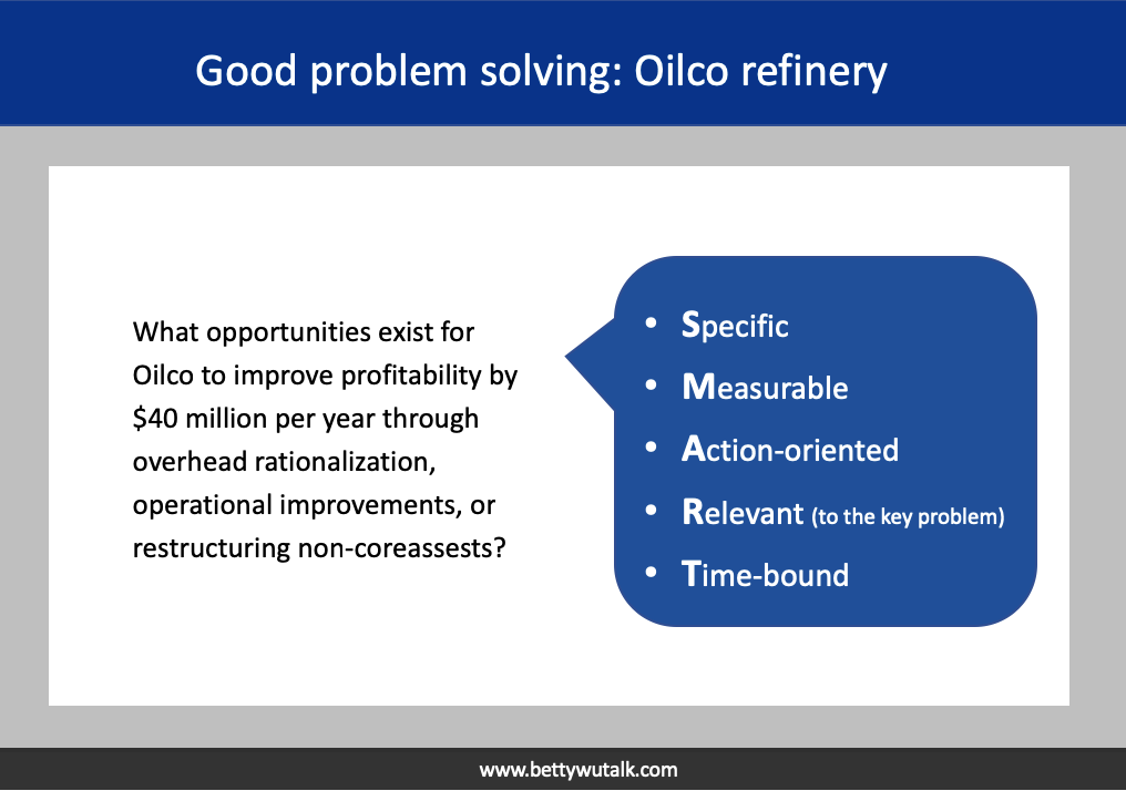 oilco refinery