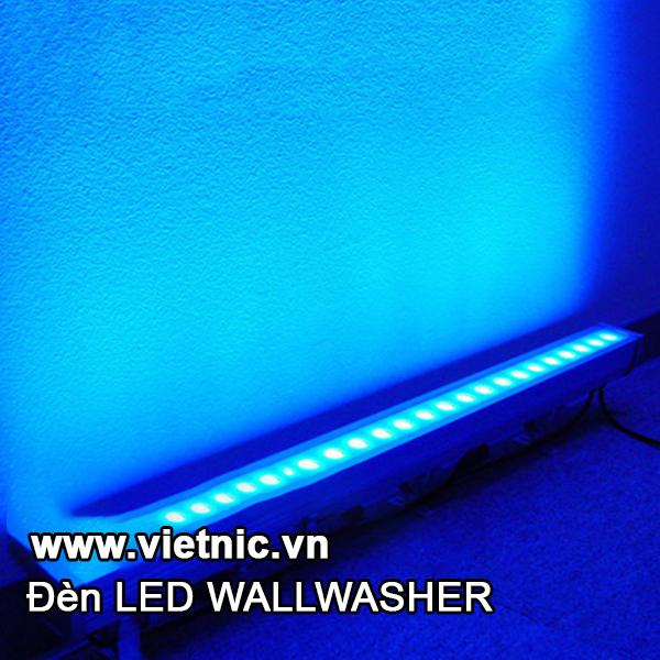 Công dụng và đặc điểm của đèn led wallwasher