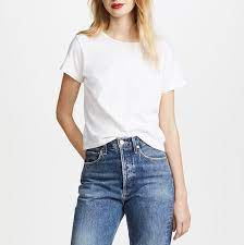 The 26 Best White T-shirts for Women 2021 | The Strategist