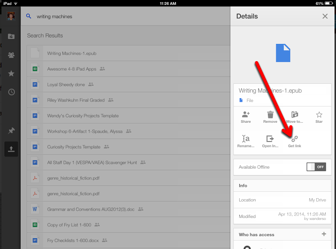 Google Drive iPad Menu Options.png