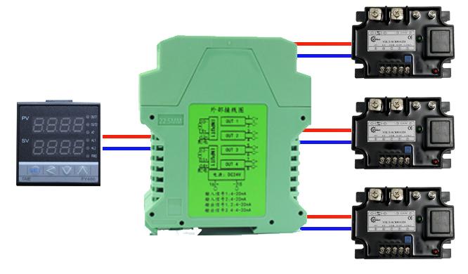 Sử dụng bộ tín hiệu 4-20mA để không bị suy giảm tín hiệu và nhiễu